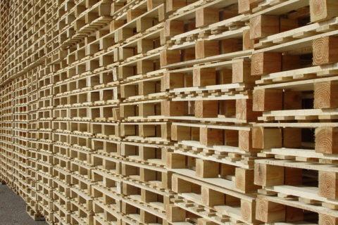 Palette bois : dans quels secteurs l'utiliser ?