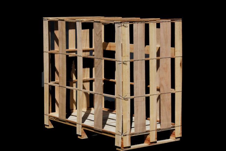 Caisse de transport en bois : assurez la sécurité de vos produits avec Pakers Mussy