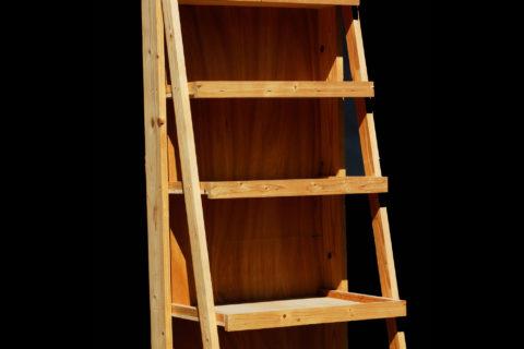 Organisez vos opérations spéciales en magasin avec notre présentoir en bois
