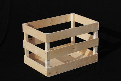 Caisse en bois : le meilleur conditionnement pour l'agro-alimentaire