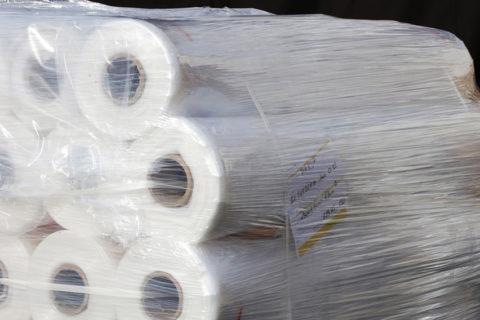 Découvrez l'offre film plastique de Pakers Mussy