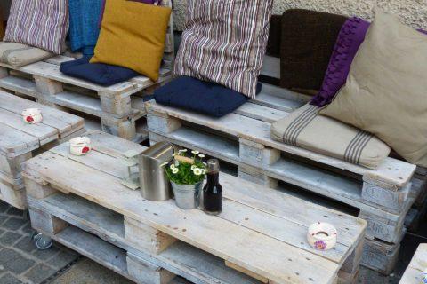 Palette bois : comment choisir ses palettes pour fabriquer des meubles ?